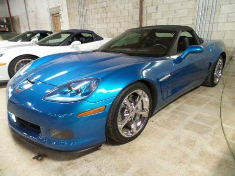 2011 Chevrolet Corvette for sale at Mac's Sport & Classic Cars in Saginaw MI