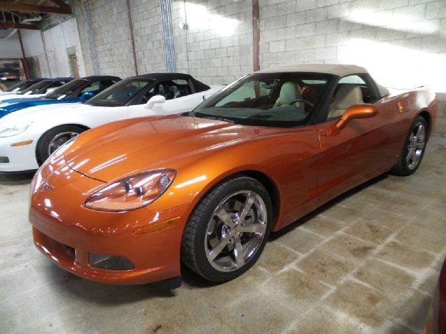 2009 Chevrolet Corvette for sale at Mac's Sport & Classic Cars in Saginaw MI