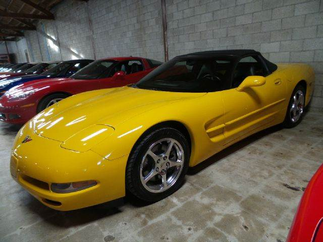 2004 Chevrolet Corvette for sale at Mac's Sport & Classic Cars in Saginaw MI