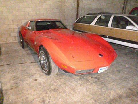 1974 Chevrolet Corvette Stingray for sale at Mac's Sport & Classic Cars in Saginaw MI