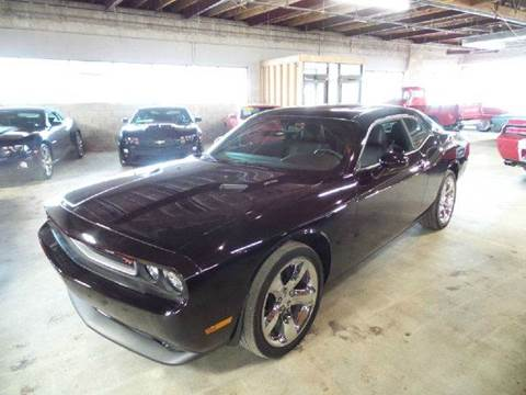 2011 Dodge Challenger for sale at Mac's Sport & Classic Cars in Saginaw MI