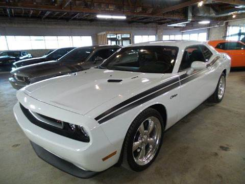 2012 Dodge Challenger for sale at Mac's Sport & Classic Cars in Saginaw MI