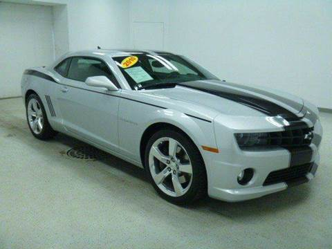 2010 Chevrolet Camaro for sale at Mac's Sport & Classic Cars in Saginaw MI