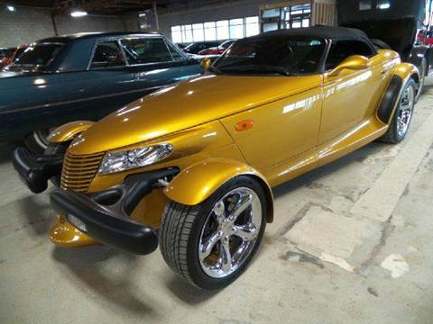 2002 Chrysler Prowler for sale at Mac's Sport & Classic Cars in Saginaw MI