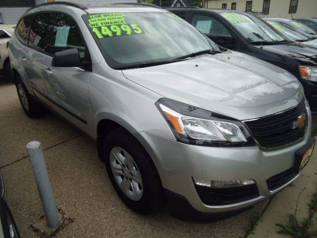 2013 Chevrolet Traverse LS 4dr SUV - Milwaukee WI