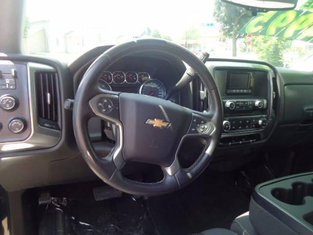 2014 Chevrolet Silverado 1500 4x4 LT 4dr Double Cab 6.5 ft. SB - Milwaukee WI
