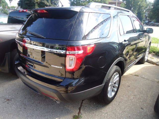 2013 Ford Explorer 4dr SUV - Milwaukee WI