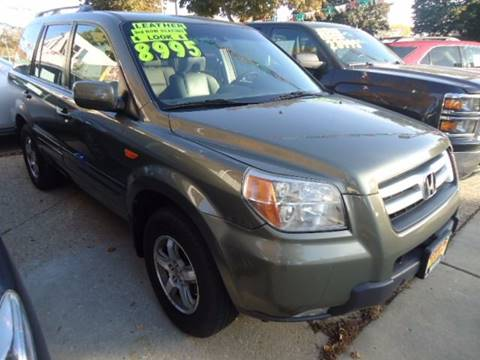 2007 Honda Pilot for sale in Milwaukee, WI
