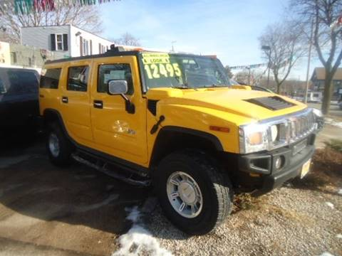 2003 HUMMER H2 for sale in Milwaukee, WI