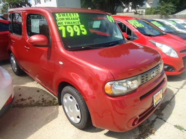 ... 2009 Nissan Cube 1 8 S 4dr Wagon CVT In Milwaukee WI Uno S Auto Sales