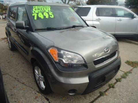 2011 Kia Soul for sale at Uno's Auto Sales in Milwaukee WI