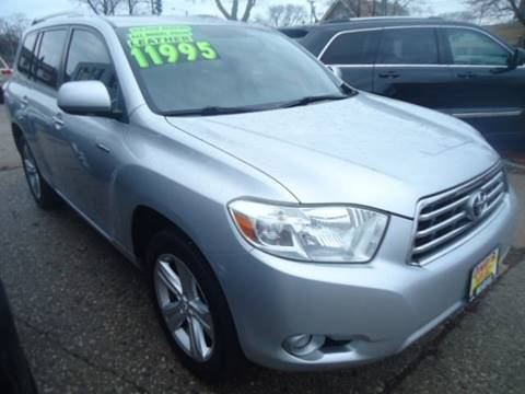 2008 Toyota Highlander for sale at Uno's Auto Sales in Milwaukee WI