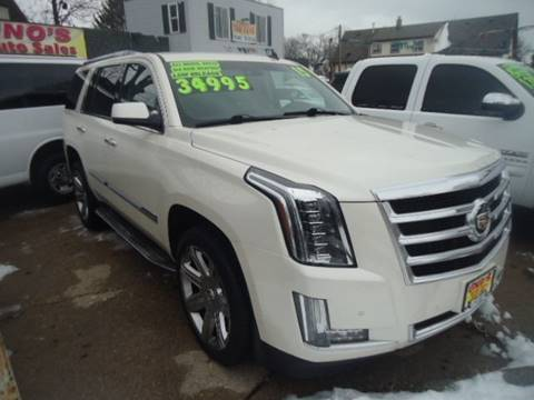 2015 Cadillac Escalade for sale at Uno's Auto Sales in Milwaukee WI