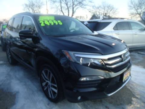 2016 Honda Pilot for sale at Uno's Auto Sales in Milwaukee WI