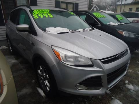 2014 Ford Escape for sale at Uno's Auto Sales in Milwaukee WI