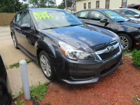 2013 Subaru Legacy for sale at Uno's Auto Sales in Milwaukee WI