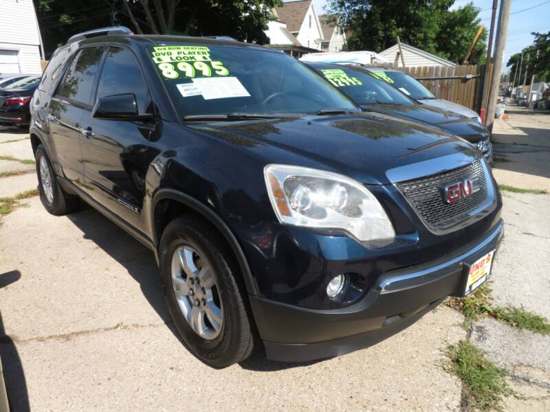 2008 GMC Acadia for sale at Uno's Auto Sales in Milwaukee WI