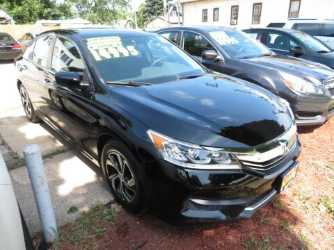 2017 Honda Accord for sale at Uno's Auto Sales in Milwaukee WI