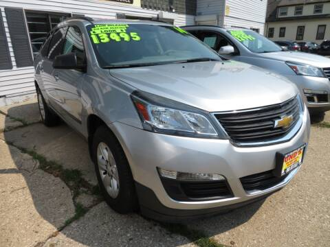 2014 Chevrolet Traverse for sale at Uno's Auto Sales in Milwaukee WI