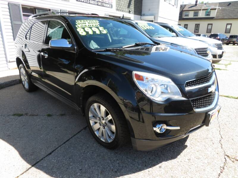 2010 Chevrolet Equinox for sale at Uno's Auto Sales in Milwaukee WI