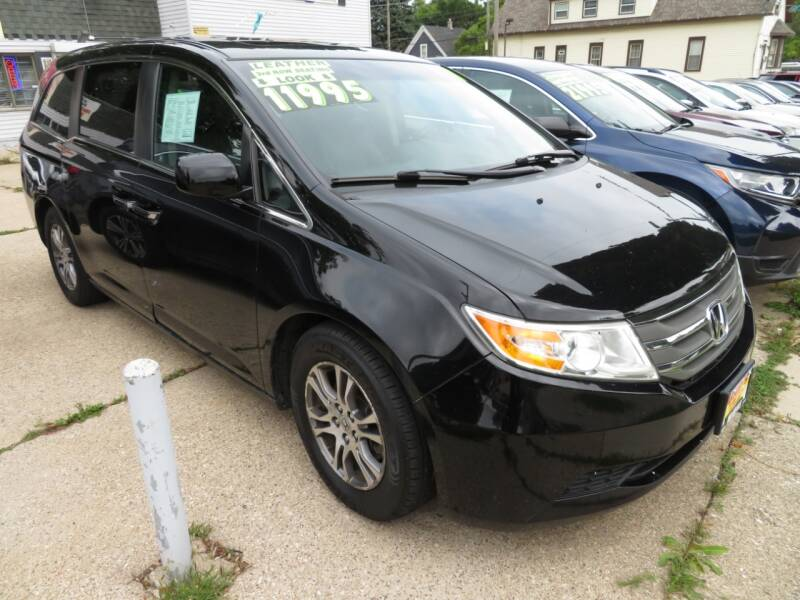 2011 Honda Odyssey for sale at Uno's Auto Sales in Milwaukee WI