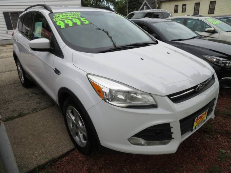 2015 Ford Escape for sale at Uno's Auto Sales in Milwaukee WI