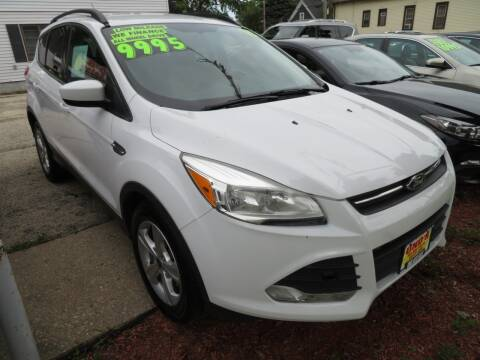 2015 Ford Escape for sale at Uno's Auto Sales in Milwaukee WI