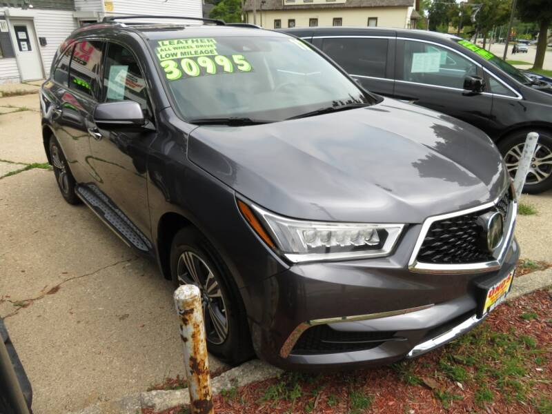 2017 Acura MDX for sale at Uno's Auto Sales in Milwaukee WI