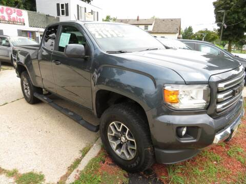 2015 GMC Canyon for sale at Uno's Auto Sales in Milwaukee WI
