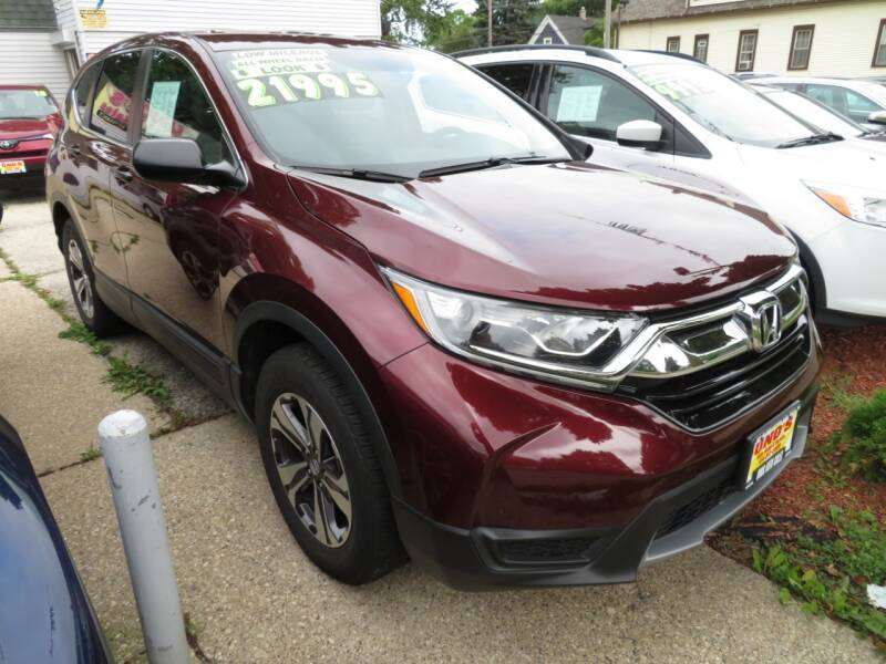 2017 Honda CR-V for sale at Uno's Auto Sales in Milwaukee WI