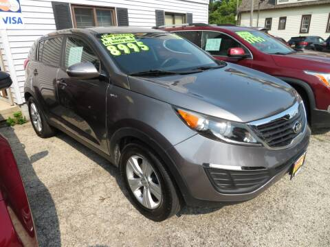2013 Kia Sportage for sale at Uno's Auto Sales in Milwaukee WI
