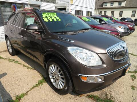2010 Buick Enclave for sale at Uno's Auto Sales in Milwaukee WI