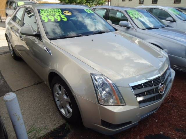 2008 Cadillac CTS 3.6L V6 4dr Sedan - Milwaukee WI