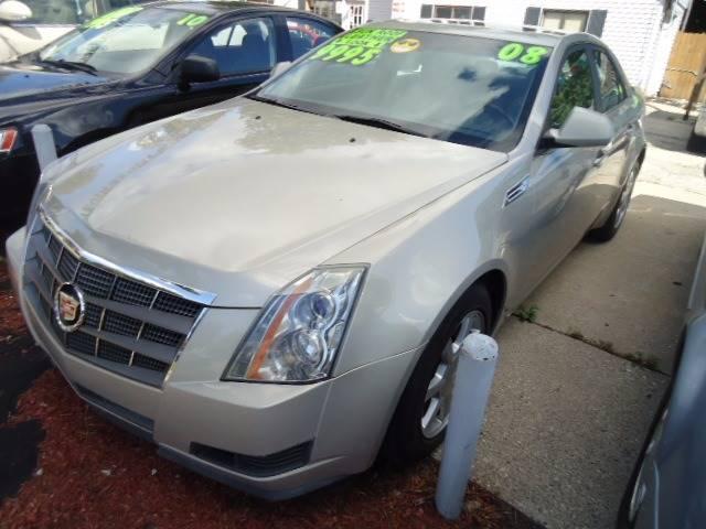 2008 Cadillac CTS 3.6L V6 4dr Sedan - Milwaukee WI