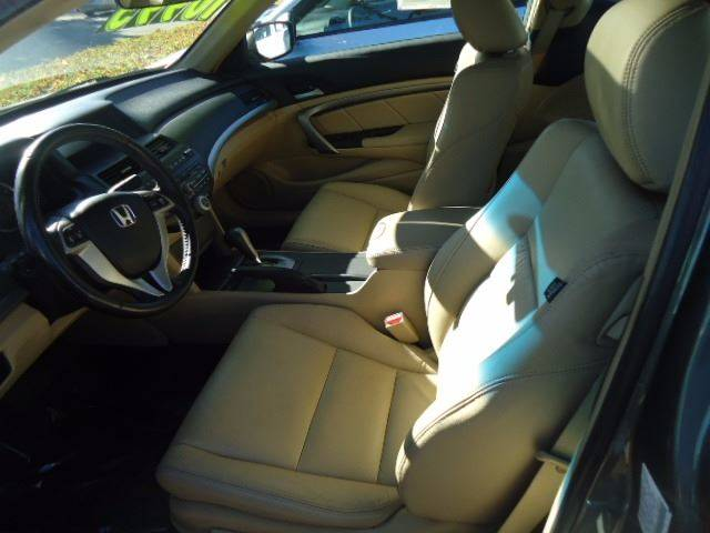 2009 Honda Accord EX-L 2dr Coupe 5A - Milwaukee WI