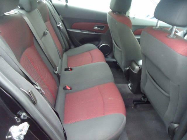 2011 Chevrolet Cruze LT 4dr Sedan w/1LT - Milwaukee WI