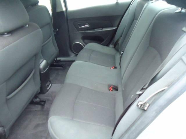 2011 Chevrolet Cruze ECO 4dr Sedan - Milwaukee WI
