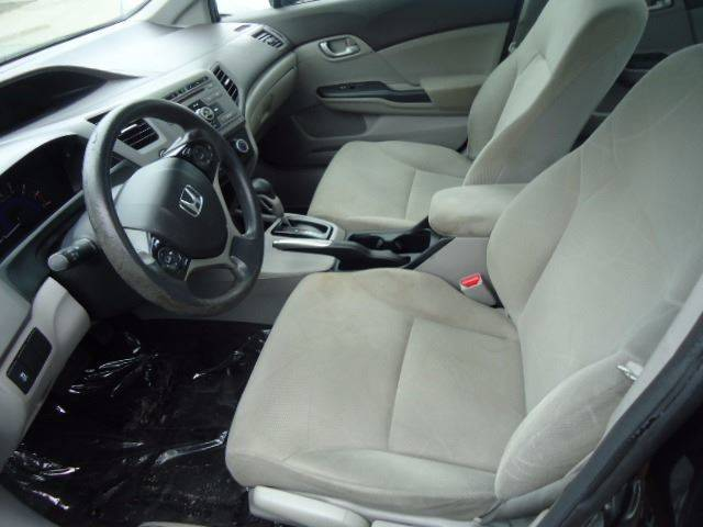 2012 Honda Civic LX 4dr Sedan 5A - Milwaukee WI