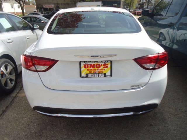 2015 Chrysler 200 Limited 4dr Sedan - Milwaukee WI