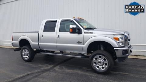 2015 Ford F-250 Super Duty for sale in Silver Lake, IN