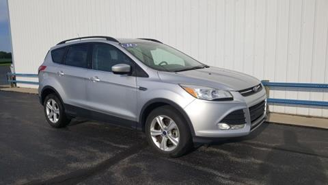 2014 Ford Escape for sale in Silver Lake, IN