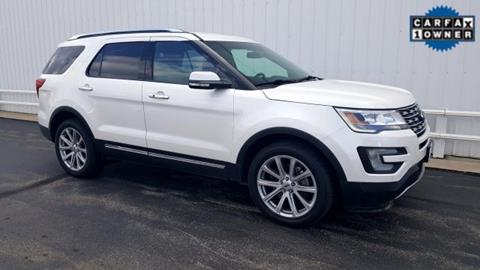 2017 Ford Explorer for sale in Silver Lake, IN