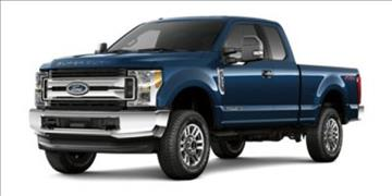 2017 Ford F-250 Super Duty for sale in Silver Lake, IN