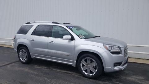 2014 GMC Acadia for sale in Silver Lake, IN