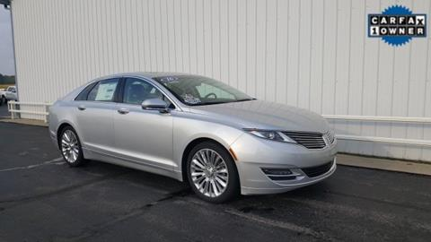 2016 Lincoln MKZ for sale in Silver Lake, IN