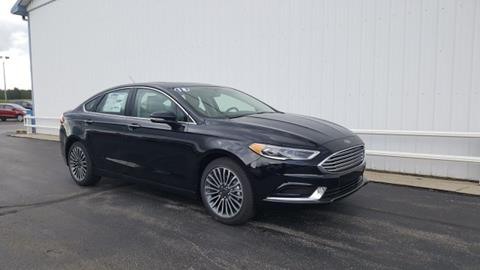 2018 Ford Fusion for sale in Silver Lake, IN