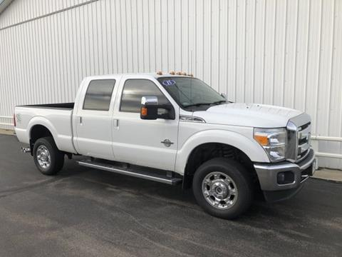 2015 Ford F-350 Super Duty for sale in Silver Lake, IN