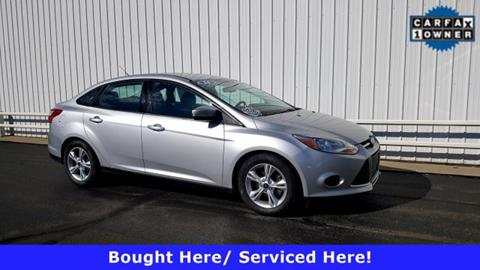 2014 Ford Focus for sale in Silver Lake, IN