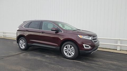 2017 Ford Edge for sale in Silver Lake, IN