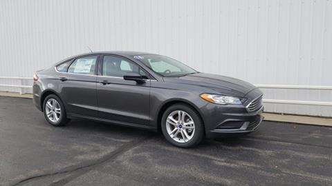 2018 Ford Fusion for sale in Silver Lake IN